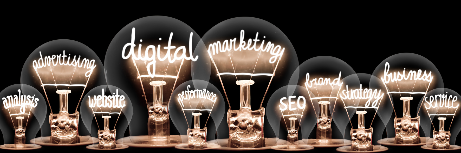 Digital marketing activities come in many forms
