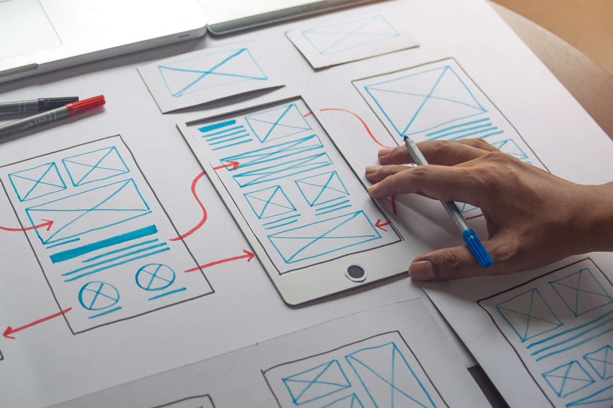 Mapping out the user journey is crucial to meet the new Google algorithm update