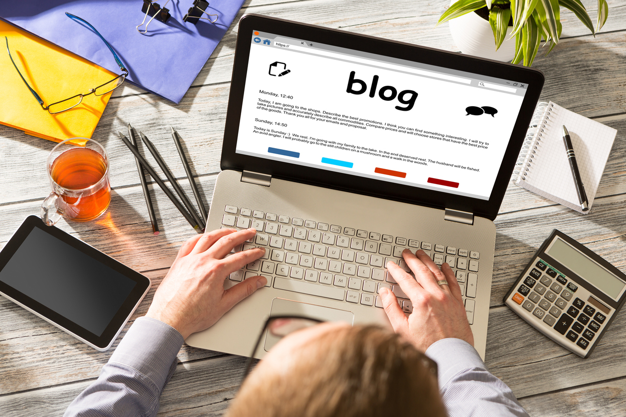 Diversify your content by creating content from different blog categories