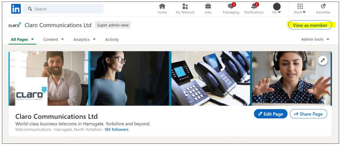 LinkedIn guide posting tip 2