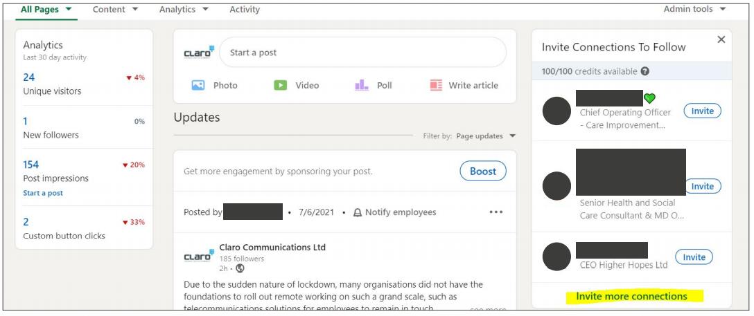 LinkedIn guide posting tip 4